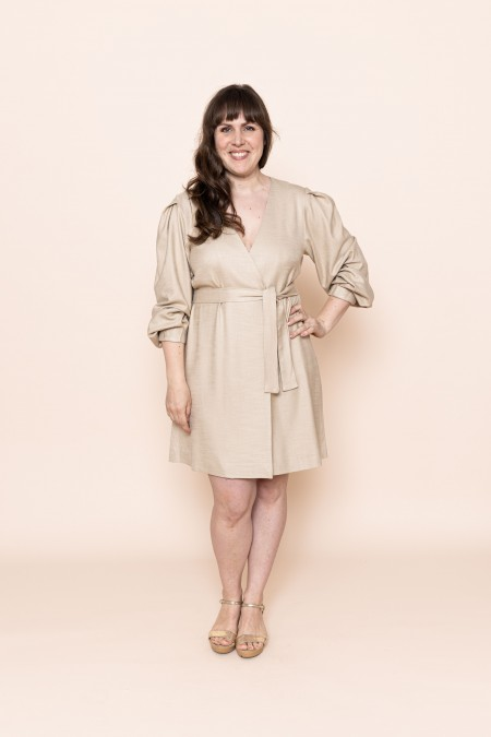 Sandra Dress Goldenblizz