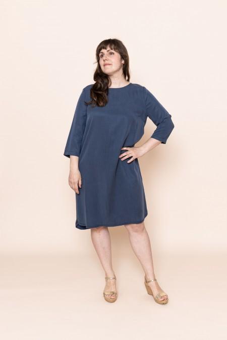 Freya Dress Light Blue