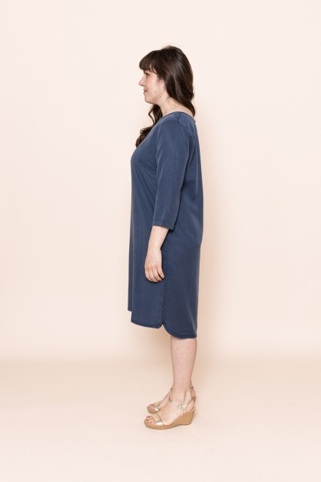 Freya Dress (Light Blue)