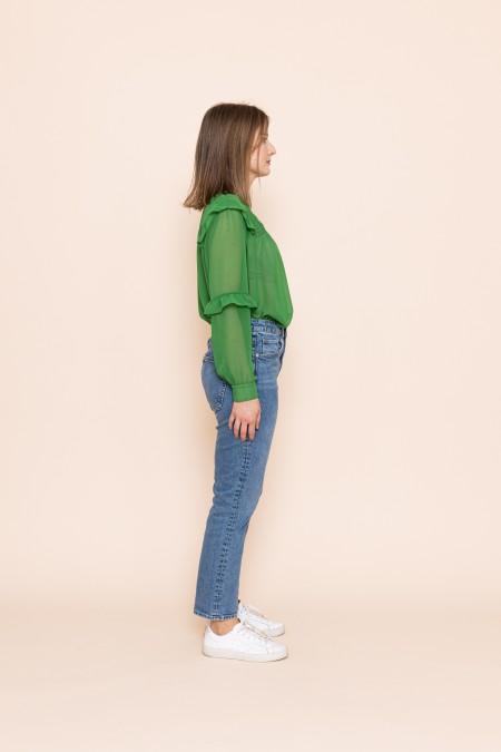 JACKY blouse green