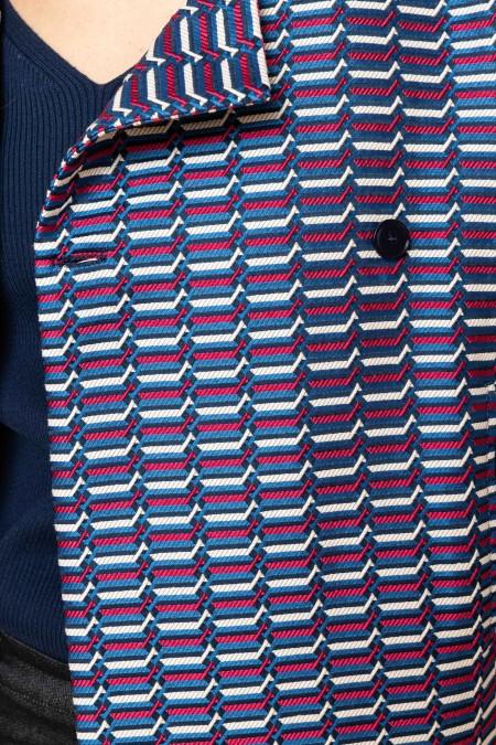 Redoutable Jacket Jacquard