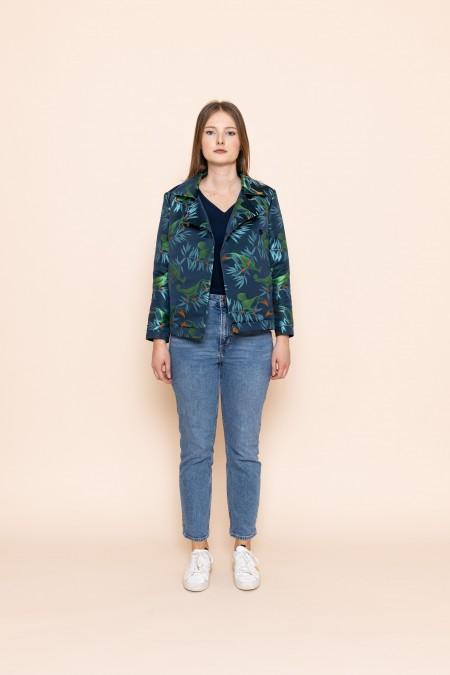 Redoutable Jacket Toucan