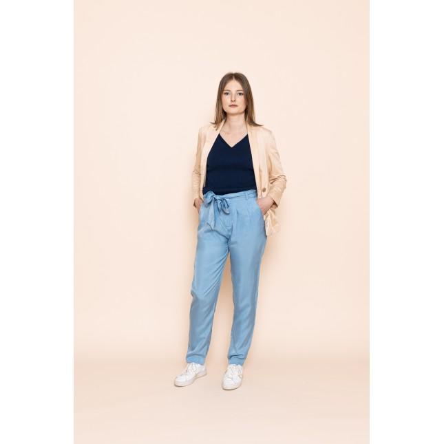 Blazer Jacket Spotted Pink