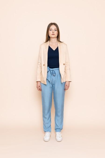 Focus Blue Trousers