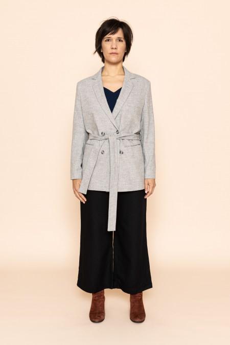 Worthy Blazer (Grey)