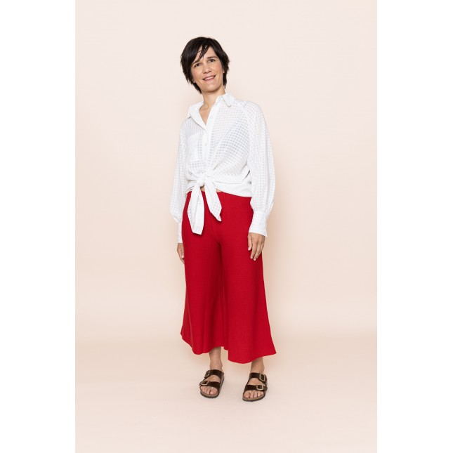 Tracy Pants Cyber Red