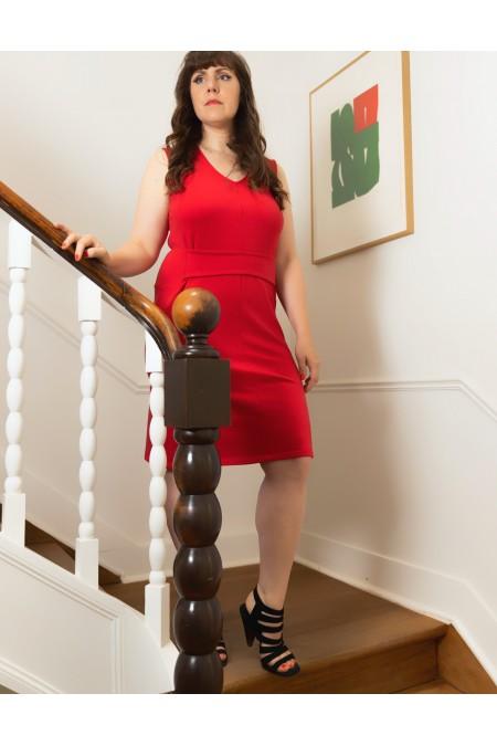 Chili Pepper Dress
