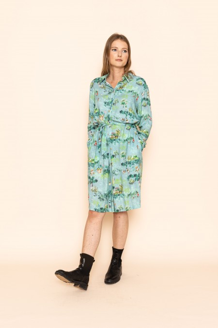 Robe Chemise Permaculture