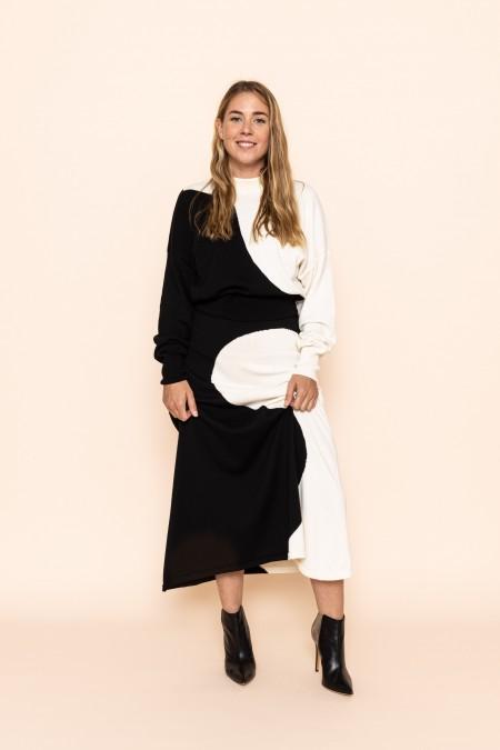 Yang Maxi Skirt